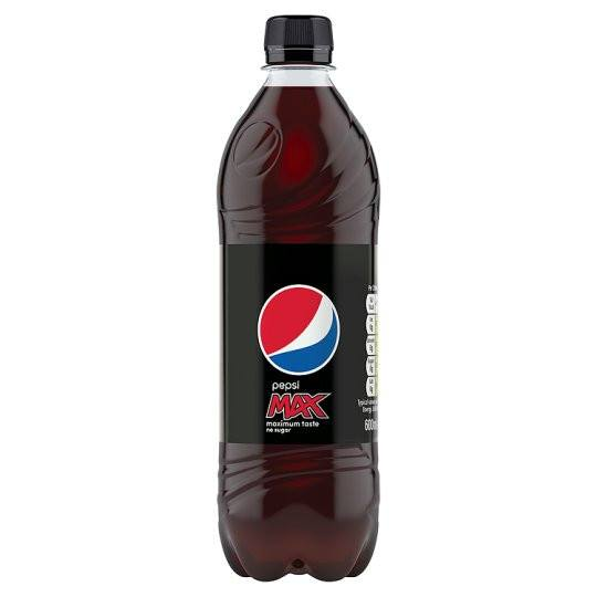 Grocery Delivery London - Pepsi Max 600ml same day delivery