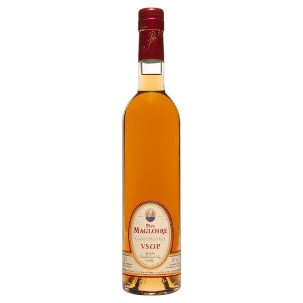 Grocery Delivery London - Père Magloire VSOP Calvados 500ml same day delivery