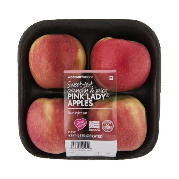 Grocery Delivery London - Apples 4pk same day delivery
