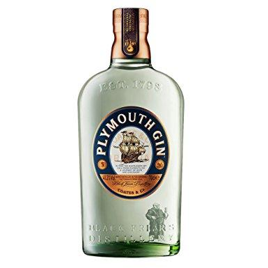 Grocery Delivery London - Plymouth Gin 700ml same day delivery