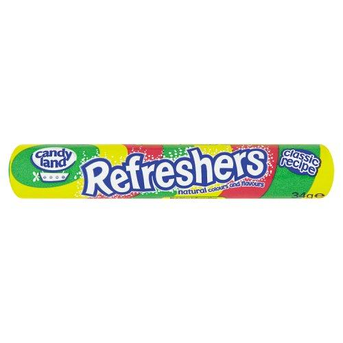 Grocery Delivery London - Barrat Refreshers 34g same day delivery