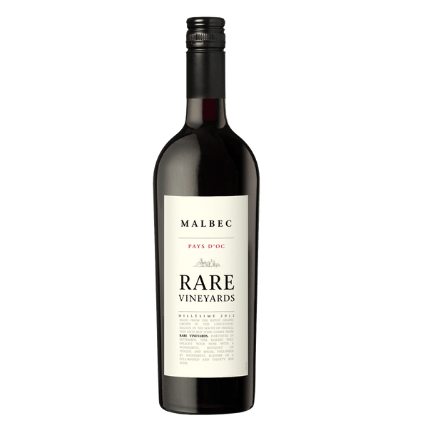 Grocemania Grocery Delivery London| Rare Vineyards Malbec - France 750ml