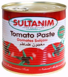 Grocery Delivery London - Sultanim Tomato Paste 800g same day delivery
