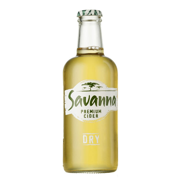 Grocemania Grocery Delivery London| Savanna Cider - South Africa 330ml