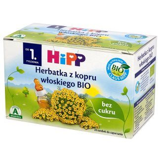 Grocery Delivery London - HiPP BIO Herbatka z Kopru Włoskiego same day delivery