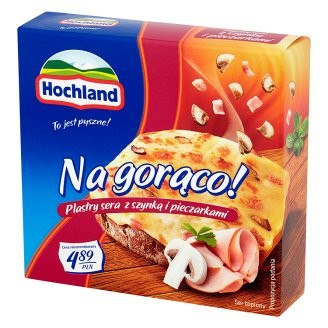 Grocery Delivery London - Hochland Na Gorąco same day delivery