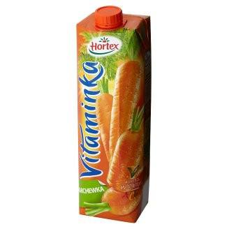 Grocery Delivery London - Hortex Vitaminka Marchewka 1L same day delivery