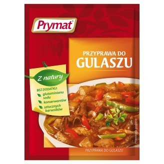 Grocery Delivery London - Prymat Przyprawa do Gulaszu same day delivery
