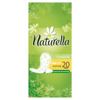 Grocemania Grocery Delivery London| Naturella Normal Liners 20 Pieces