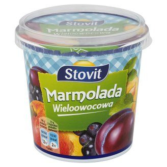 Grocery Delivery London - Stovit Marmolada Wieloowocowa same day delivery