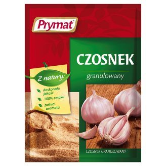 Grocemania | Prymat Czosnek Granulowany | Online Grocery Delivery London
