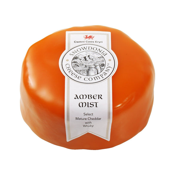 Grocery Delivery London - Snowdonia Cheese - Amber Mist 200g same day delivery