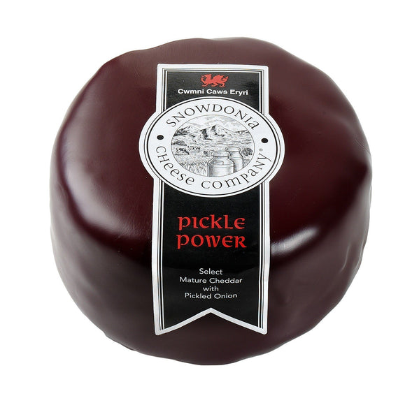 Grocemania Grocery Delivery London| Snowdonia Cheese - Pickle Power 200g