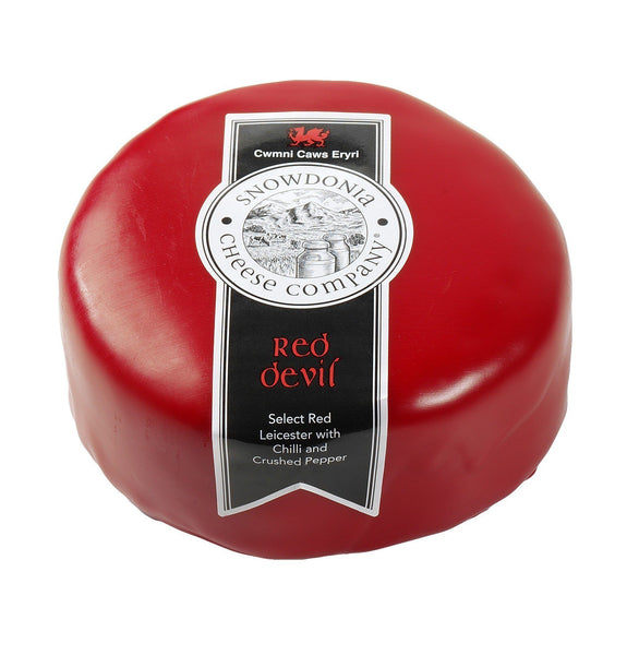 Grocemania Grocery Delivery London| Snowdonia Cheese - Red Devil 200g