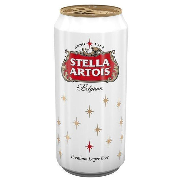Grocery Delivery London - Stella Artois 440ml same day delivery