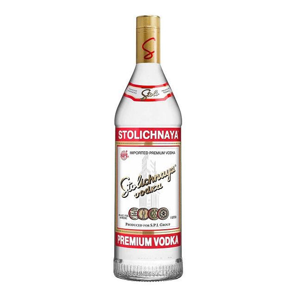 Grocemania Grocery Delivery London| Stolichnaya Vodka 700ml