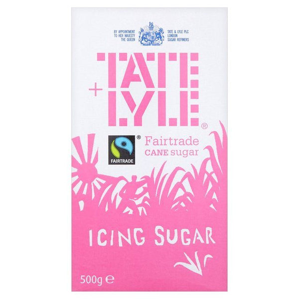 Grocemania Grocery Delivery London| Tate & Lyle Icing Sugar 500g