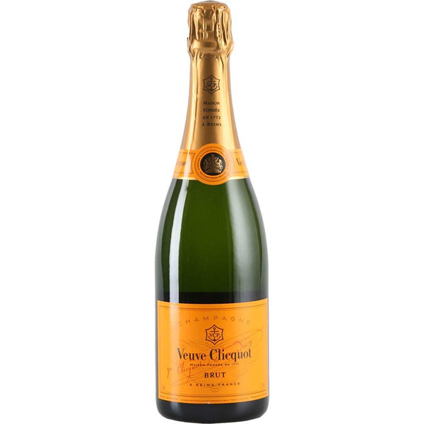 Grocemania Grocery Delivery London| Veuve Clicquot Brut  Champagne - France 750ml