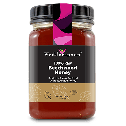 Grocemania Grocery Delivery London| Wedderspoon Benchwood Honey 500g