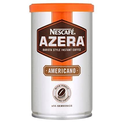 Grocery Delivery London - Nescafe Azera Americano Instant Coffee 100g same day delivery