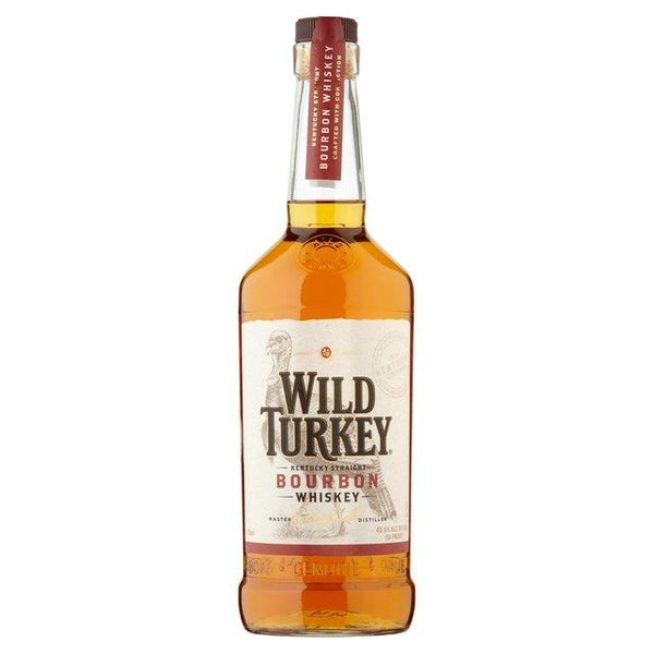Grocery Delivery London - Wild Turkey Bourbon Whiskey 700ml same day delivery