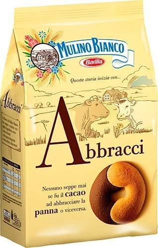 Grocemania | Mulino Bianco Abbracci 350g | Online Grocery Delivery London