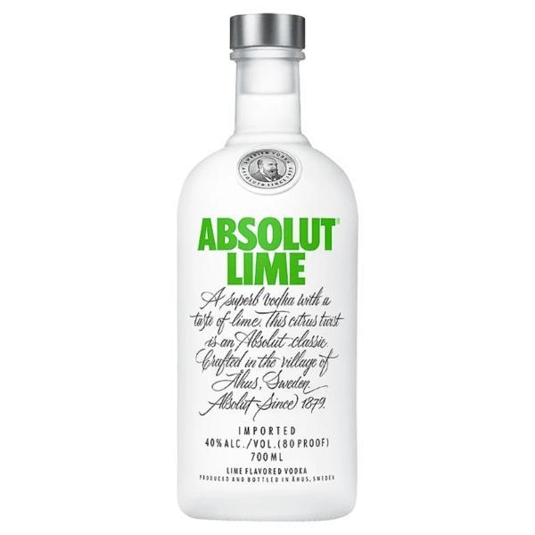 Grocemania Grocery Delivery London| Absolut Vodka Lime 70cl