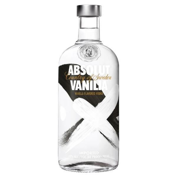 Grocemania Grocery Delivery London| Absolut Vodka Vanilla 70cl