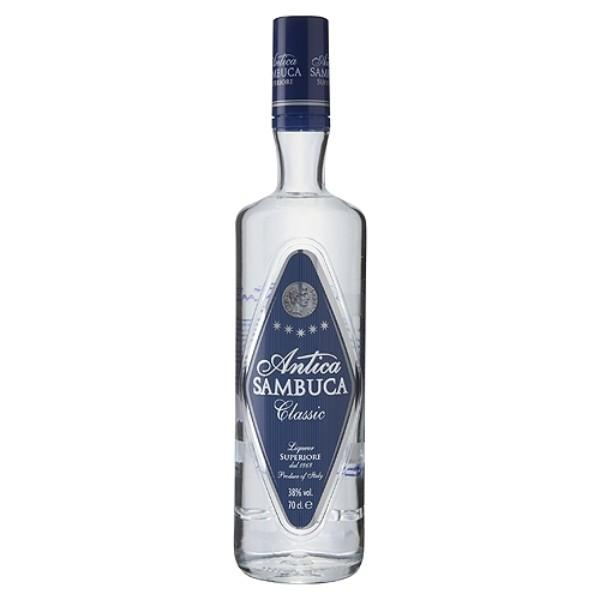 Grocemania Grocery Delivery London| Sambuca Antica Classic 70cl
