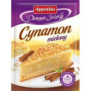 Grocery Delivery London - Appetita Cynamon Mielony same day delivery