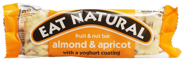 Grocemania Grocery Delivery London| Eat Natural Fruit and Nut Bar 45g
