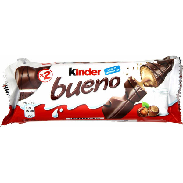 Grocemania Grocery Delivery London| Kinder Bueno 39g