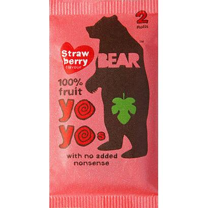 Grocery Delivery London - Bear Yoyo Strawberry 20G same day delivery