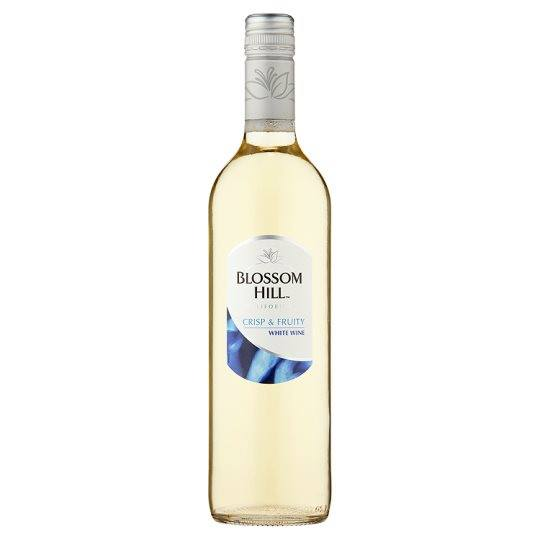 Grocemania Grocery Delivery London| Blossom Hill White Wine 75cl