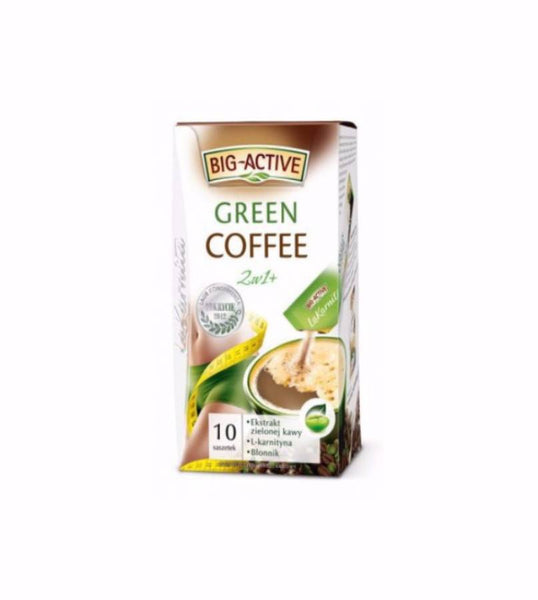 Grocery Delivery London - Big-Active Green Coffee same day delivery