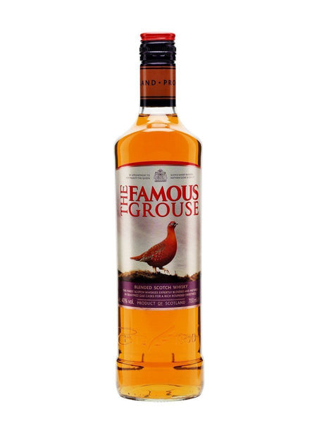 Grocemania Grocery Delivery London| The Famous Grouse Whisky 70cl