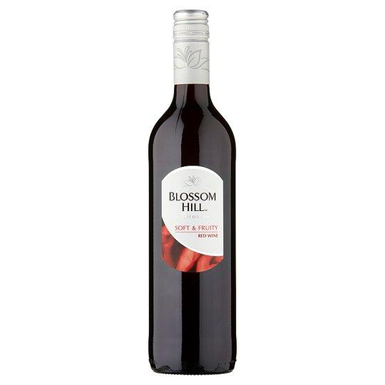 Grocemania Grocery Delivery London| Blossom Hill Soft & Fruity Red Wine 750ml