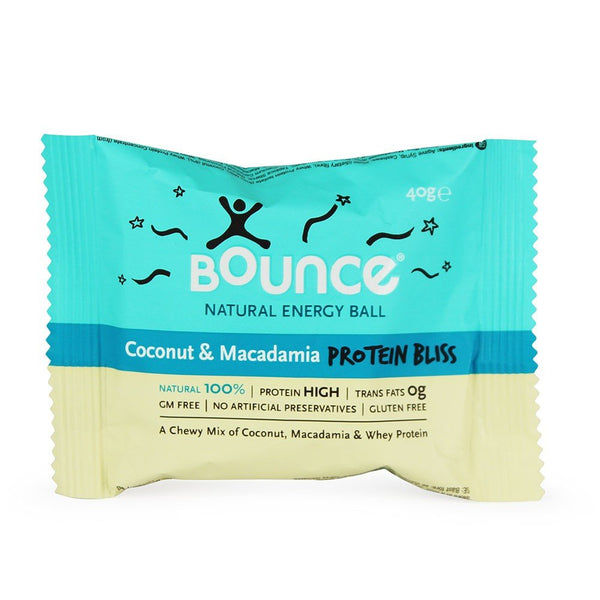 Grocery Delivery London - Bounce Coconut & Macadamia same day delivery
