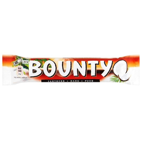 Grocery Delivery London - Bounty Bar Dark 57g same day delivery