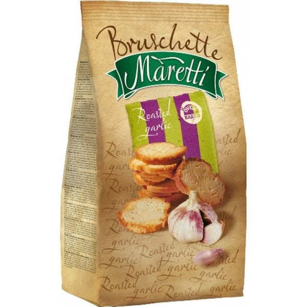 Grocemania Grocery Delivery London| Bruschette Maretti Roasted Garlic