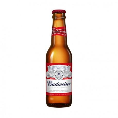 Grocery Delivery London - Budweiser 330ml same day delivery