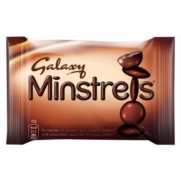 Grocemania Grocery Delivery London| Galaxy Minstrels 47g