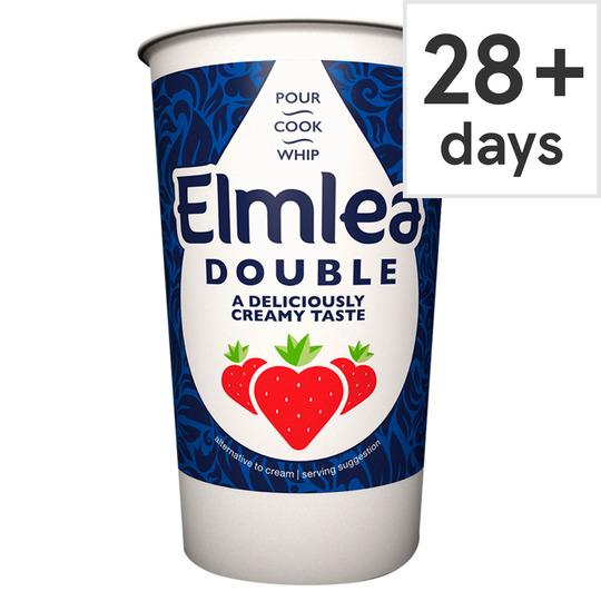 Grocemania Grocery Delivery London| Elmlea Double Cream 284ml