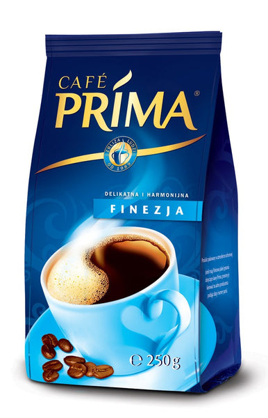 Grocemania Grocery Delivery London| Cafe Prima Coffee Finezja