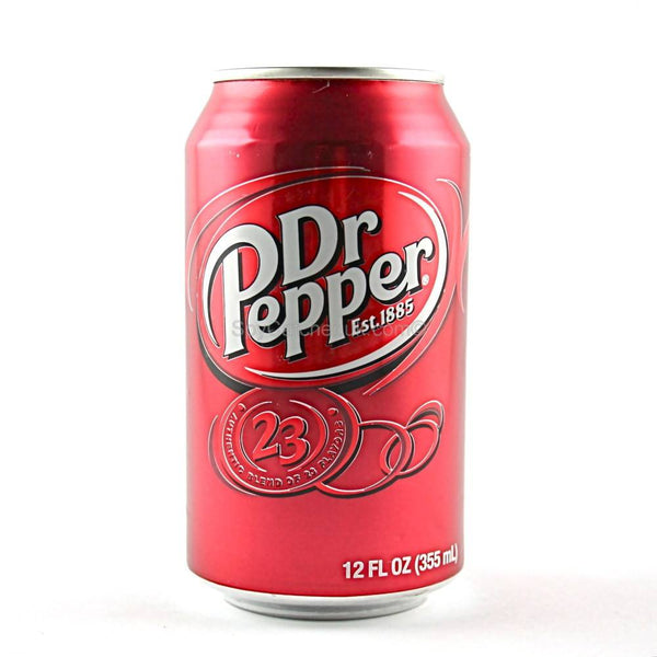 Grocery Delivery London - Dr Pepper 330ml same day delivery