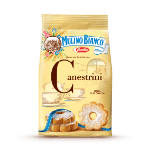 Grocery Delivery London - Mulino Bianco Canestrini 200g same day delivery