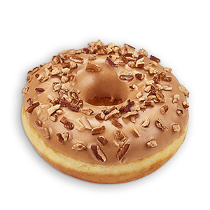 Grocery Delivery London - Caramel Donut same day delivery
