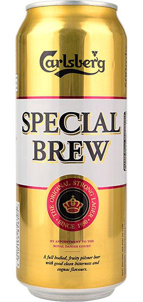 Grocery Delivery London - Carlsberg Special Brew 500ml same day delivery