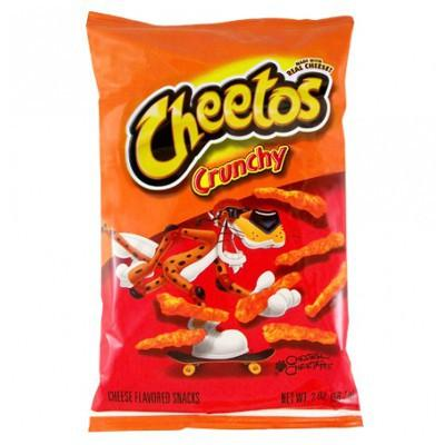 Grocemania Grocery Delivery London| Cheetos Crunchy 30g