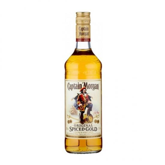 Grocemania Grocery Delivery London| Captain Morgan Spiced 1L
